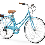 nadine 7 speed blue