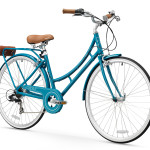 nadine 7 speed teal